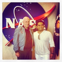 Photo taken at Dine With An Astronaut by Ron F. on 1/27/2014
