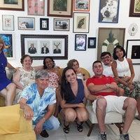 Photo taken at studio 3 Grajaú by Gustavo N. on 12/25/2016