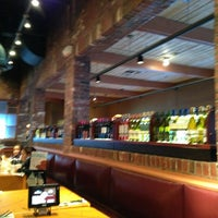Photo taken at Uno Pizzeria & Grill - Waltham by Evgenia M. on 2/10/2013