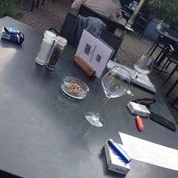 Photo taken at BistroCafe ZiZi by Bart K. on 7/26/2014