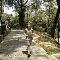 Photo taken at Parque Boyacá by Esteban F. on 3/24/2013