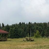 Photo taken at Dağ Evi by Mg P. on 7/13/2014