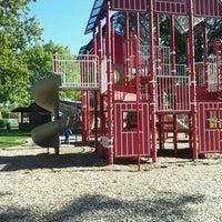 Photo taken at Swinford Park by Jeremy A. on 9/30/2012