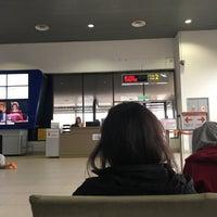Photo taken at Balai Berlepas Antarabangsa Skypark by Leong T. on 1/2/2018