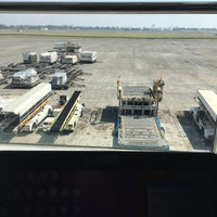 Photo taken at Gate 8 by Leong T. on 9/21/2017