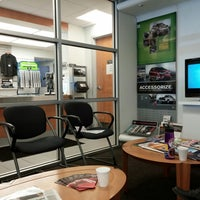 Photo Taken At Suburban Nissan Of Troy By Ben L. On 5/20/ ...