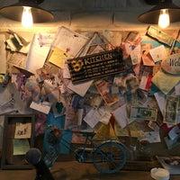 Photo taken at Cafe Accent   კაფე აქცენტი by Sabina Z. on 6/30/2017