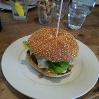 Photo taken at Gourmet Burger Kitchen by Damir S. on 3/6/2014