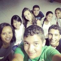 Photo taken at SENAC by Luiz Fernando B. on 7/25/2014