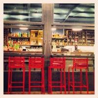 Photo taken at Σπίτι Cocktail Bar by Κωνσταντινα on 11/23/2012