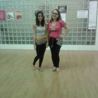 Photo taken at Fame Dance Academy by Adelaide C. on 9/24/2013