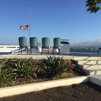 Photo taken at USS Utah Memorial by eric l. on 5/19/2015