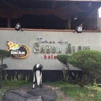 Photo taken at Taman Air Sabda Alam Hotel & Resort by Lee w. on 11/7/2016