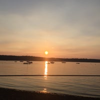 Photo taken at Cold Spring Harbor Beach Club by Andy C. on 8/20/2017