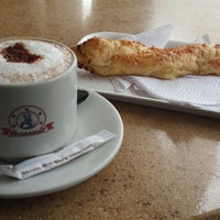 Photo taken at Antonelly Cafe by Andrés B. on 3/7/2014