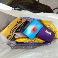Photo taken at Cadbury's Factory Shop by Fayyash Y. on 10/24/2015