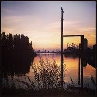 Photo taken at Rasen-Terassen an der Weser by KekseHendrik 9. on 7/27/2013