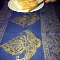 Photo taken at Bangkok Cafe by Joel V. on 10/14/2013