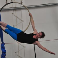 Photo taken at Trapeze School New York (TSNY) - Washington DC by Trapeze School New York (TSNY) - Washington DC on 9/13/2013