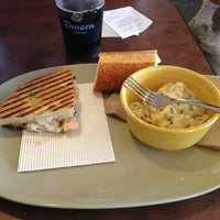 Photo taken at Panera Bread by Andréa B. on 4/10/2013
