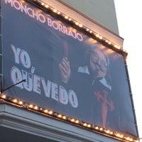 Photo taken at Teatro Muñoz Seca by Carlos on 2/1/2014