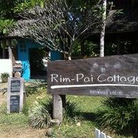 Photo taken at Rim Pai Cottage by casanowate on 1/9/2013