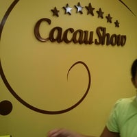 Photo taken at Cacau Show by Laís S. on 10/19/2013