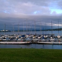 Photo taken at Leschi Park by Brian S. on 6/27/2014