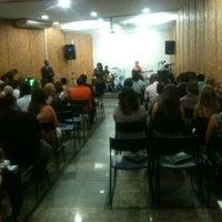 Photo taken at AD - Blindados no Senhor by Skarlat C. on 1/19/2014