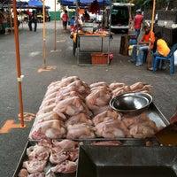 Photo taken at Pasar Tani Giant Plentong by Khalid M. on 9/13/2013