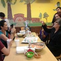 Photo taken at El Toro Grill Taqueria by Maria R. on 9/13/2013