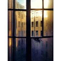 Photo taken at Old Flat Hostel by 🔯Jemma P. on 5/15/2014