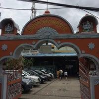 Photo taken at Shiva Mandhir Temple by Alex T. on 1/1/2015
