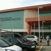 Foto tirada no(a) Boulevard Shopping Nações por nan .. em 11/29/2012