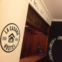 Foto tomada en La Casona Hostel por Pepe A. el 6/27/2013