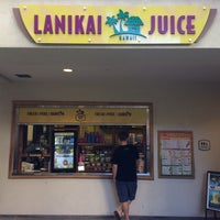 Photo taken at Lanikai Juice by daisuke on 12/16/2016