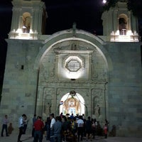 Photo taken at Parroquia de Santa María del Marquesado by Car B. on 12/25/2015