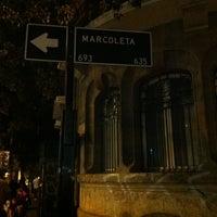 Photo taken at San Isidro esq. Marcoleta by Carolina M. on 12/8/2013