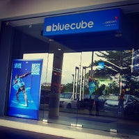 Photo taken at Celcom Blue Cube by Faizar A. on 7/6/2013