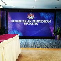 Photo taken at Kementerian Pendidikan Malaysia (KPM) by Faizar A. on 10/29/2013