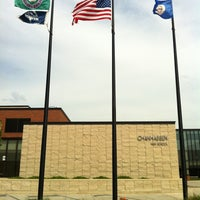 Photo taken at Chanhassen High School by Stacia V. on 6/14/2013
