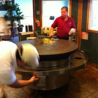 Photo taken at Mongolian Grill by Stacia V. on 3/17/2013