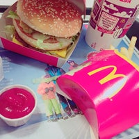Photo taken at McDonald's Marieberg by Sina G. on 2/13/2016