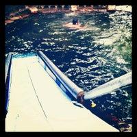 Photo taken at Salak Denai Chalet by Nadira Aziema A. on 10/15/2013