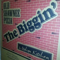 Photo taken at Old Shawnee Pizza & Italian Kitchen by OSP (Old Shawnee Pizza) on 3/1/2013