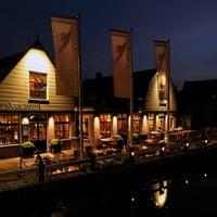 Photo taken at Restaurant De Oude Smidse by Myrna F. on 10/28/2012