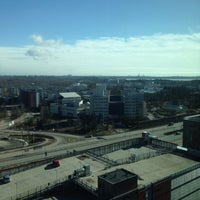 Photo taken at Panorama Tower by Pasha M. on 3/9/2015