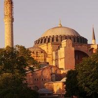 Photo taken at Hagia Sophia by Orange K. on 6/2/2013