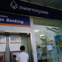 Photo taken at Bangkok Bank by Nong O. on 12/2/2012