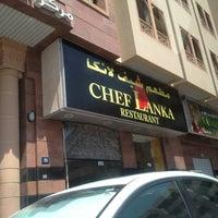 Photo taken at Chef Lanka Restaurant by Bashi L. on 9/27/2013